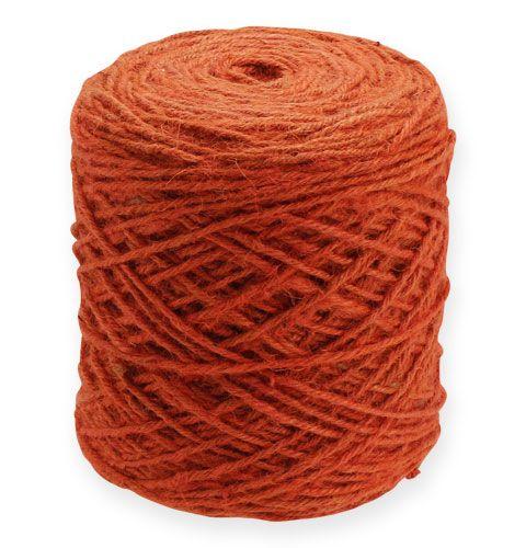 Deko-Schnur Orange 3,5mm 470m