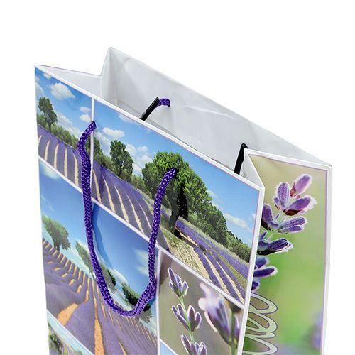geschenkt te lavendel motiv 18cm x23cm 1st kaufen in schweiz. Black Bedroom Furniture Sets. Home Design Ideas