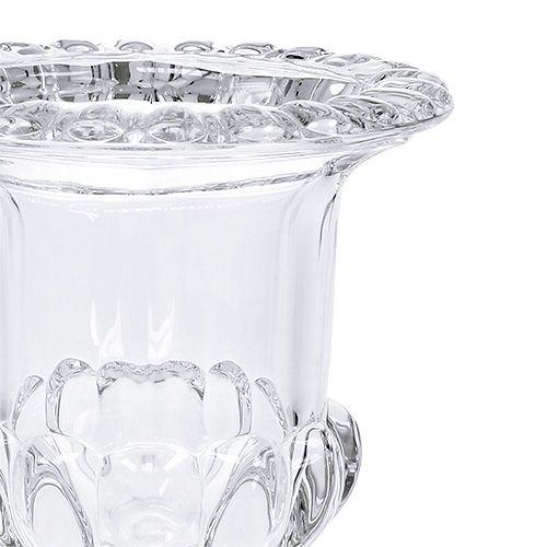 Glaspokal 11 5cm h14 5cm klar kaufen in schweiz for Glaspokal deko