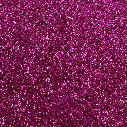 Glitter Deko Pink 115g
