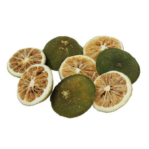 Zitronen halb Grün 500g