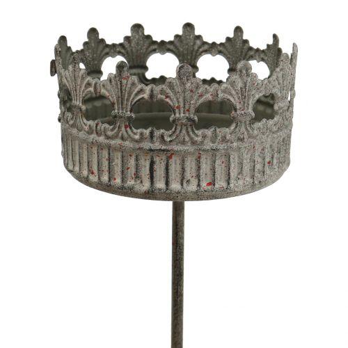 Kerzenhalter zum Stecken Antik Ø7cm