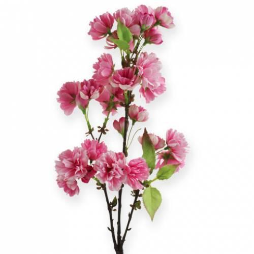 Kirschblütenzweig in Rosa 77cm