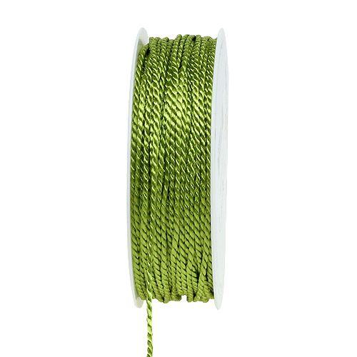 Kordel Grün 2mm 50m