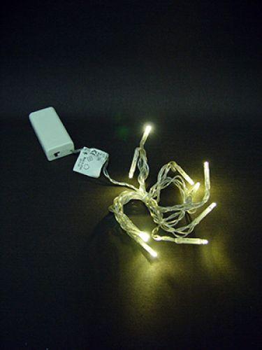 led lichterkette 10er 1 3m warmwei batteriebetr kaufen in schweiz. Black Bedroom Furniture Sets. Home Design Ideas