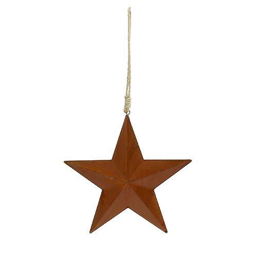 Edelriost Stern Weihnachtsstern 65cm