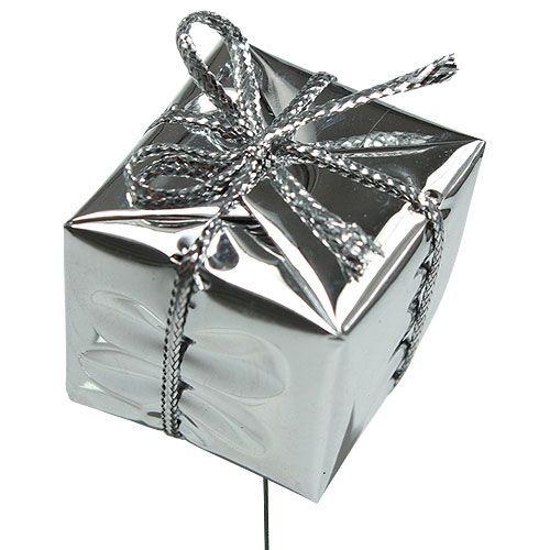 P ckchen am draht silber 2 5cm 60st kaufen in schweiz for Silberdraht kaufen