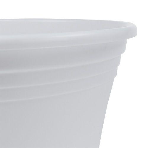 plastik topf irys wei 19cm h16cm kaufen in schweiz. Black Bedroom Furniture Sets. Home Design Ideas