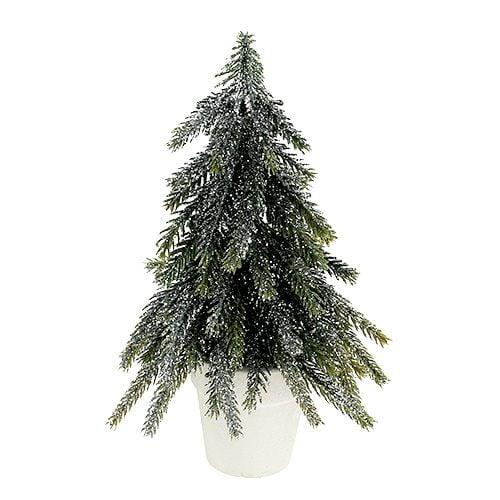Tannenbaum im topf mit glimmer l19cm kaufen in schweiz - Tannenbaum im topf kaufen ...