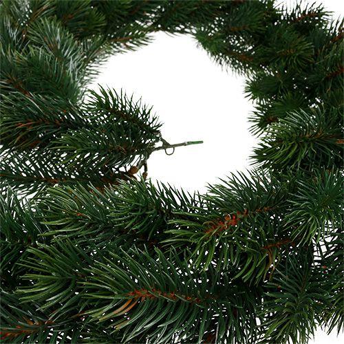 Tannengirlande rundgebunden Grün 190cm