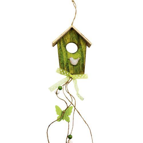 vogelhaus zum h ngen gr n 15cm l65cm 3st kaufen in schweiz. Black Bedroom Furniture Sets. Home Design Ideas