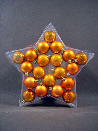weihnachtskugel plastik 6cm orange 20st kaufen in schweiz. Black Bedroom Furniture Sets. Home Design Ideas