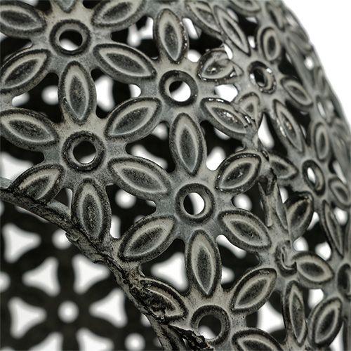 windlicht zum h ngen grau 24 5cm kaufen in schweiz. Black Bedroom Furniture Sets. Home Design Ideas