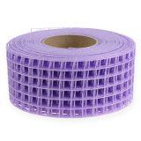 Gitterband 4,5cmx10m lila