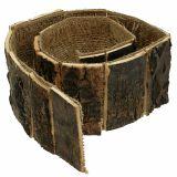 Rinde Ringband Natur 10cm 1m